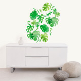Philodendron Wall Decal