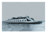 69th Street Ferry Wall Decal by Herbert L. Van Colt