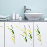 Reeds (Water Resistant Decal) Muursticker