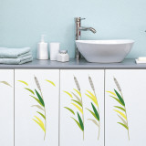 Reeds (Water Resistant Decal) Wall Decal