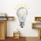 Light Wall Decal