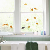 Balıklar - Pencere Çıkartmaları