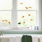 Peixes Decalque de janela