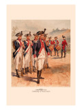 Infantry and Musicians Wall Decal by H.a. Ogden
