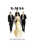 The Three Wise Men Wall Decal by C. Coles Phillips