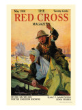 The Red Cross Magazine, May 1918 Wall Decal by J. O. Todahl