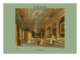 The Blue Velvet Room, Carlton House Wall Decal by C. Wild