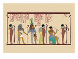 Ptah Wall Decal by J. Gardner Wilkinson