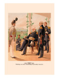 General in Chief, Engineers, Artillery and Cadets Wall Decal by H.a. Ogden