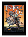Tik-Toc of Oz Wall Decal by John R. Neill