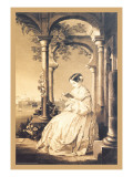 Florence Nightengale Wall Decal by H.b. Carter