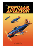 The Seversky P-35 Wall Decal by Herman R. Bollin