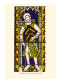 Gilbert de Clare, Earl of Clare Wall Decal by H. Shaw