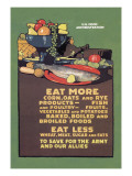 U.S. Food Administration Advisory Wall Decal by L.n. Britton