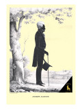 Andrew Jackson Wall Decal by William H. Brown