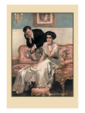 Idle Sunday Wall Decal by Clarence F. Underwood