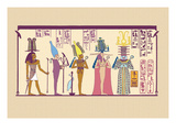 Osiris Wall Decal by J. Gardner Wilkinson