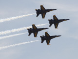 The Blue Angels Photographic Print by  Stocktrek Images