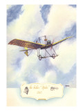 The Fokker Spider, 1912 Wall Decal by Charles H. Hubbell