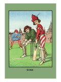 Cricket, c.1873 Wall Decal by J.e. Rogers