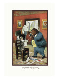 Teddy Roosevelt's Bears: That Cat Wall Decal by R.k. Culver