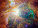 Orion Nebula Photographic Print by Stocktrek Images