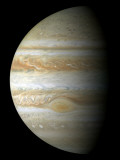 Jupiter Photographic Print by Stocktrek Images 