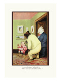 Teddy Roosevelt's Bears: Merry Christmas Wall Decal by R.k. Culver