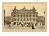 Opera-House Wall Decal by Helio E. Ledeley