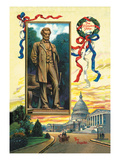 The St. Gaudens Statue and the Capitol Wall Decal by C. Chapman