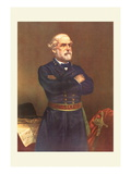 General Robert E. Lee Wall Decal by J.a. Elder