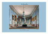 The Dining Room, Frogmore Wall Decal by C. Wild
