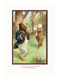 Teddy Roosevelt's Bears: William Tell Wall Decal by R.k. Culver