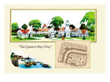The Queen's Buy-Way Wall Decal by Geo E. Miller