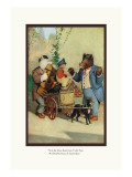 Teddy Roosevelt's Bears: Dutchie Hans Wall Decal by R.k. Culver