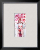 Apple Tree Queen Framed Giclee Print by Camilla D'Errico