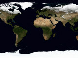 Global Image of Our World Photographic Print by  Stocktrek Images