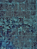 Oklahoma City, Oklahoma Photographic Print by Stocktrek Images