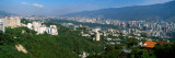 View of a City, Caracas, Venezuela Wall Decal by  Panoramic Images