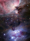 The Sword of Orion Photographic Print by Stocktrek Images