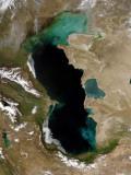 Caspian Sea Photographic Print by  Stocktrek Images