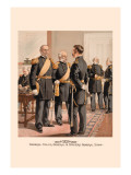 General, Major-General and Officers General Staff Wall Decal by H.a. Ogden
