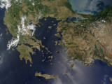 Greece and Turkey Photographic Print by  Stocktrek Images