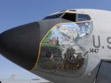 KC-135 Stratotanker Photographic Print by  Stocktrek Images