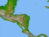 Central America Photographic Print by  Stocktrek Images