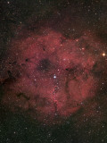 The Large Ic 1396 Emission Nebula Complex Photographic Print by  Stocktrek Images
