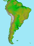 South America Photographic Print by  Stocktrek Images