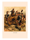 Artillery Wall Decal by H.a. Ogden
