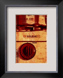 Gourmand - Front III Framed Giclee Print by Pascal Normand