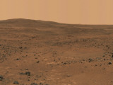 The Inner Basin of Mars Photographic Print by  Stocktrek Images